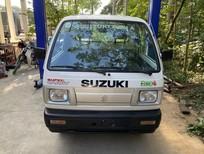 Bán xe Suzuki tải thùng lửng đời cuối 2018, xe còn như mới, đi 37000 km
