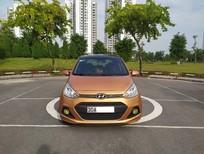 Cần bán Hyundai i10 1.2 2015, số tự động, nhập khẩu