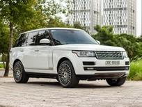 Bán Range Rover HSE Supercharged 3.0 2014 màu trắng,  biển vip