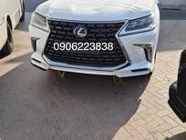 Lexus LX570 Super Sport 2021, bản 4 và 8 chỗ, xe sẵn giao ngay, giá tốt nhất mọi thời điểm
