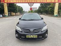 Bán xe Toyota Corolla altis 1.8G 2011, màu đen