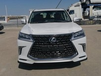 Bán xe Lexus LX570 Super Sport S 2021, màu trắng mới 100%