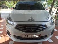 Bán xe Misubishi Attrage màu trắng, tự động 2018