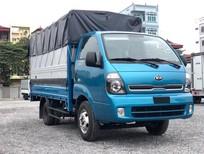 Xe tải Thaco Kia K250 mui bạt tại Hải Phòng