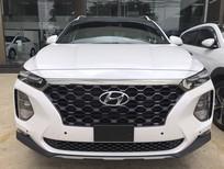 Bán Hyundai Santa Fe, màu trắng
