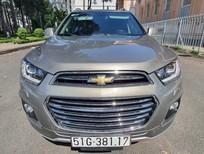Bán Chevrolet Captiva 2017, màu xám, giá 618tr