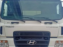Cần bán xe ben 10,2cm3 HD270A 2019, màu trắng, cabin nhập khẩu