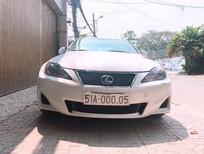 Chính chủ cần bán Lexus IS250 đời 2010 màu trắng