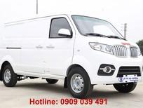 Xe Van Dongben X30 2021 vận chuyển trong nội ô thành phố 24/24 không lo cấm tải cấm giờ