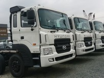 Bán Hyundai HD320-18T màu trắng, xe nhập