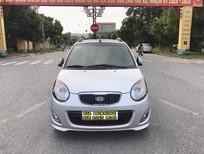 Cần bán gấp Kia Morning slx 1.0AT 2010, màu bạc, nhập khẩu chính hãng, 260 triệu