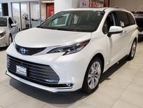 Bán Toyota Sienna Platinum 2.5 AWD 2021 nhập Mỹ, bản mới nhất