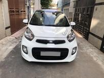 Xe Kia Morning 2019, màu trắng giá cạnh tranh