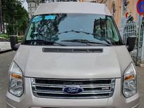 Bán gấp Ford Transit luxury đăng ký T7.2015, mới 98%
