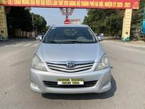 Xe Toyota Innova 2.0MT 2011, màu bạc, giá thấp