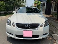 Cần bán Lexus GS350 2008, màu trắng, nhập khẩu chính hãng, 768tr