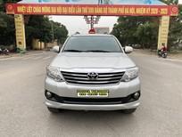 Cần bán xe Toyota Fortuner 2.7V 4x2AT 2013, màu bạc, giá chỉ 565 triệu