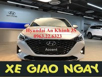 Hyundai Accent 2021, giảm giá cuối năm, tặng phụ kiện chính hãng