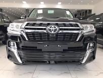 Bán Toyota Land Cruiser VX 2021, màu đen, nhập khẩu chính hãng