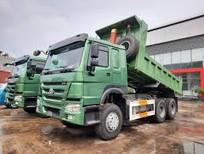 Bán xe tải Ben Howo 3 chân máy 380HP tại Hải Phòng - Quảng Ninh - Hải Dương - Hưng yên.
