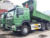 Howo 3 chân Sinotruck máy 380Hp đang bán tại Hải Dương, Quảng Ninh, Hải Phòng, Hưng yên giá tốt