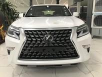 Giao ngay Lexus GX460 Luxury 2021 trắng bản Trung Đông