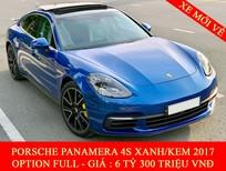 Quốc Duy Auto - Porsche Panamera 4S 2017 option full siêu đẹp sang - giá tốt - hỗ trợ bank 70%