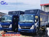 Xe tải Nissan 3t5 thùng bạt. Giá cực ưu đãi cho ngày tết Đại Hỷ