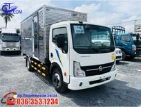Xe tải Nissan 3t5 thùng kín 4m3. Giá tốt không thể nào tốt hơn