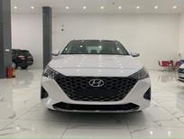 Bán xe Hyundai Accent AT đặc biệt 2021, màu trắng, có xe giao ngay