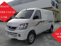 Giá xe tải Van 945kg 2 chỗ Towner Van 2S