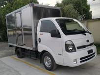 Bán Xe tải trả góp kia K200 1.4T - 2T thùng kín 2021