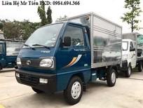 Bán xe tải Thaco Towner800 tải 5 tạ nâng tải 9 tạ, đời 2021, giá tốt, trả góp từ 70tr