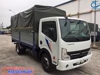 Giá xe tải Nissan 1,9 tấn thùng bạt