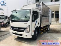 Giá xe tải Nissan 1,9 tấn thùng kín