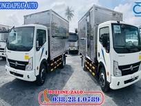 Giá xe tải Nissan 3,5 tấn thùng kín