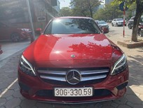 Bán Mercedes C200 đỏ 2019