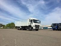 Xe tải thùng mui bạt siêu dài 9,8 mét Auman C240L, tải trọng thiết kế 14 tấn