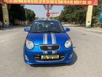 Bán xe Kia Morning slx 1.0AT 2009, màu xanh lam, nhập khẩu nguyên chiếc, giá 235tr