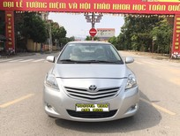 Cần bán gấp Toyota Vios 1.5E 2011, màu bạc