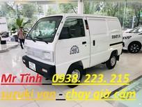 Xe tải chạy giờ cấm mới nhất hiện nay - Suzuki Van 580kg