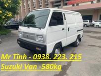 Bán xe tải Suzuki Van 580kg, chạy giờ cao điểm 24/24 mới nhất