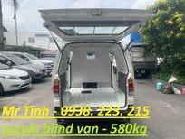 Thông số kỹ thuật xe tải Suzuki Blind Van mới nhất