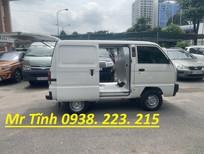 Giá Suzuki Blind Van 580kg lăn bánh TP HCM mới nhất