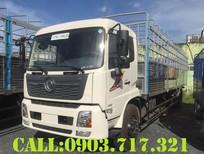 Bán xe Dongfeng 8T nhập khẩu. Bán xe tải Dongfeng 8 tấn B180 thùng dài 9m5