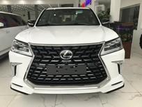 Bán xe Lexus LX 570Super Sport S phiên bản mới 2021, màu trắng, xe nhập Trung Đông