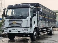 Cần bán xe FAW xe tải thùng xe tải thùng chở pallet 2021, màu trắng, giá 980tr