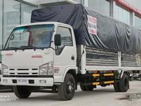 Xe tải Isuzu VM 1.9 tấn thùng dài 6m2 vào TP không bị cấm tải