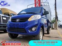 Xe tải nhỏ Foton 850kg TMB, hỗ trợ trả góp từ 50tr cho các bác chạy Tết