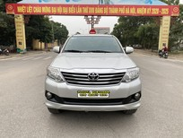 Cần bán lại xe Toyota Fortuner 2.7V 4x2AT 2013